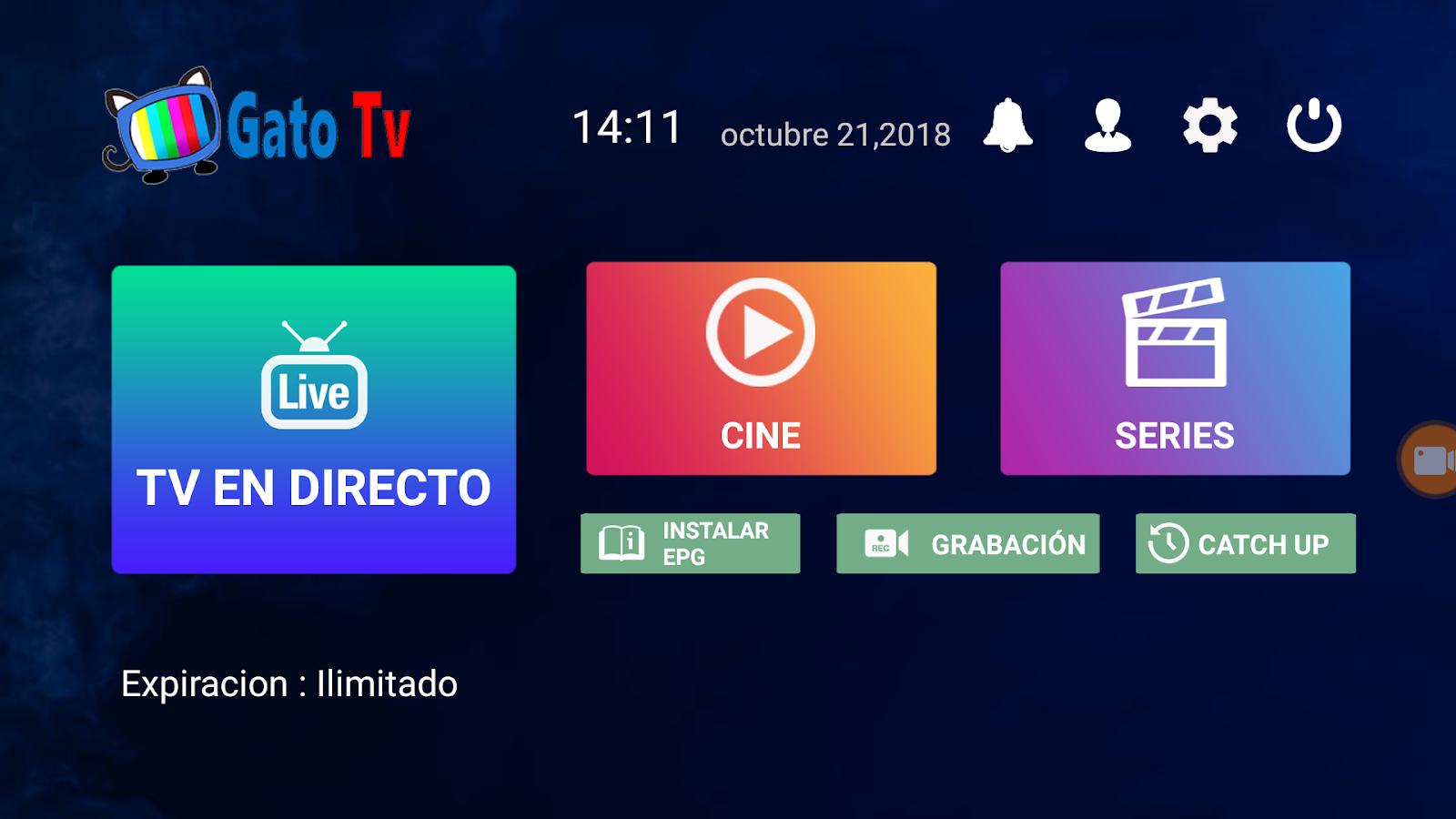TODO GRATIS: DflowTV