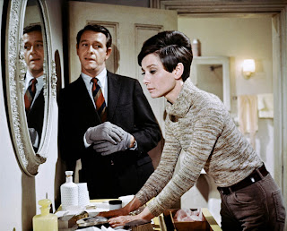 Richard Crenna Audrey Hepburn Wait Until Dark 1967