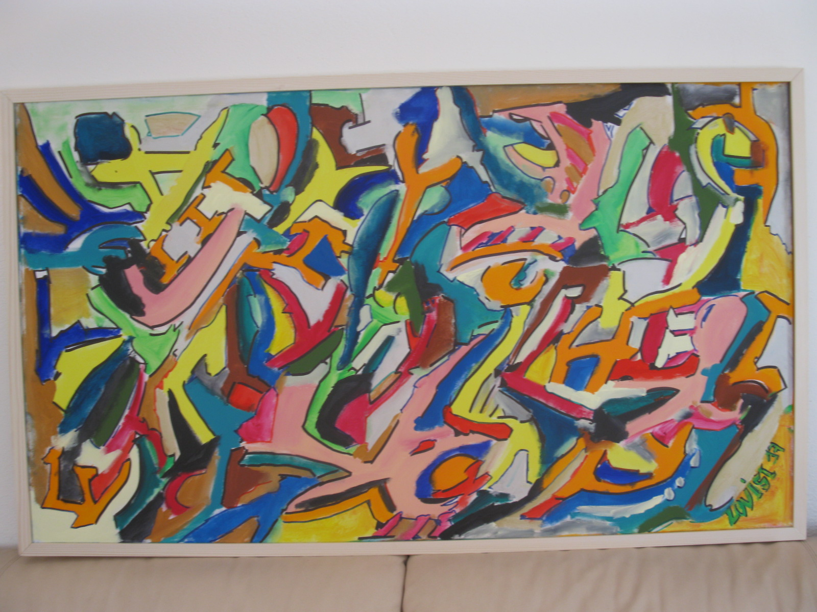 Comprare quadri buy original paintings comprare arte for Quadri arte contemporanea