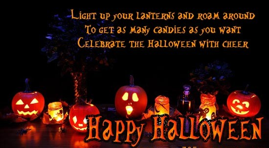 Best 20+ SMS Of Happy Halloween Day - Happy Halloween 2016 SMS