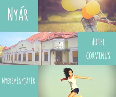 Hotel Corvinus Zalaszentgrót Nyereményjáték