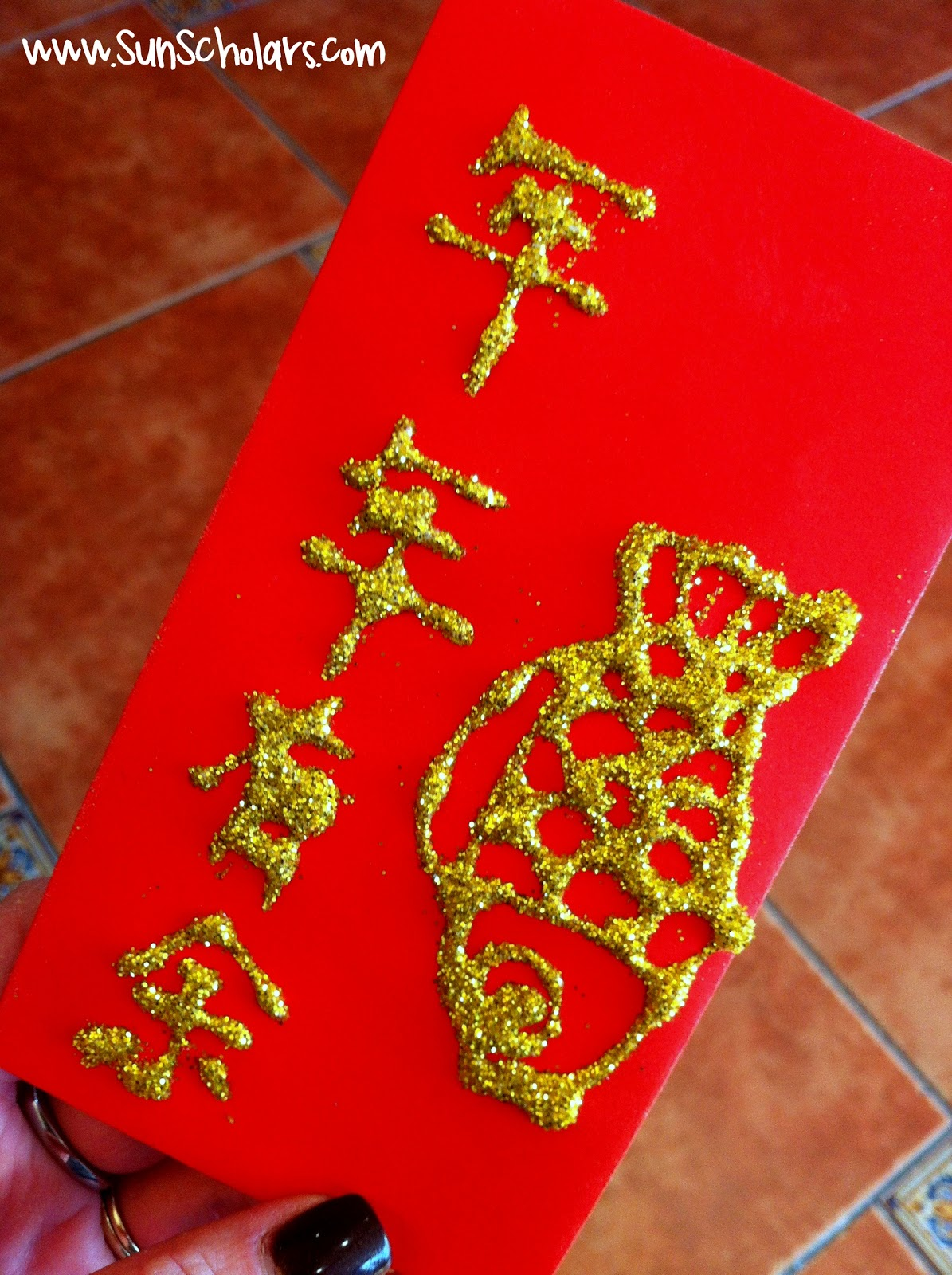 New Year's Eve Traditions - Red Envelopes (China) - Red ...
