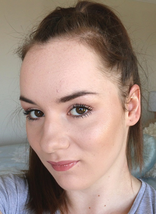 MAC SOFT & GENTLE MINERALIZE SKINFINISH REVIEW