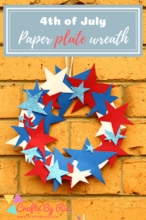Fourth of July Star crafts