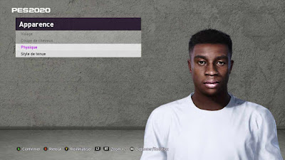 PES 2021 Faces Youssoufa Moukoko