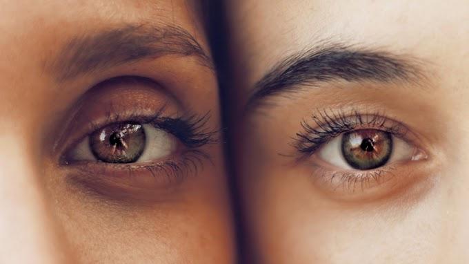 Yüze ve göz çevresine altın bakımı
