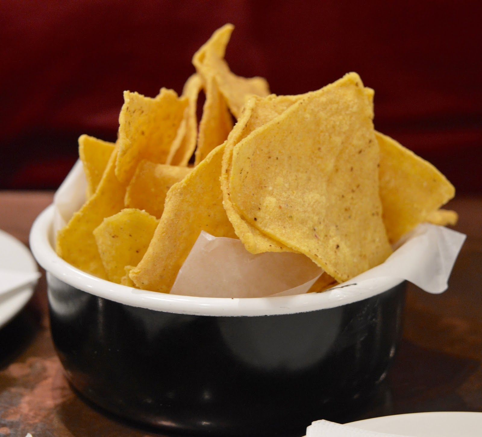 Byron Burgers | A Review of the children's menu at intu Metrocentre - tortilla chips with guacamole
