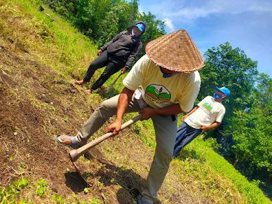 Sekolah Lapang Mitigasi Karhutla, Upaya Bersama Pemanfaatan Lahan Gambut Tanpa Bakar