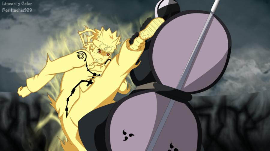 Prediksi Naruto 602 Pertarungan Puncak Naruto Vs Madara!