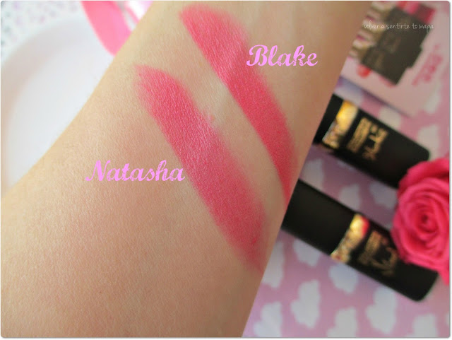 Collection Exclusive Rose de L'oreal - Blake y Natasha