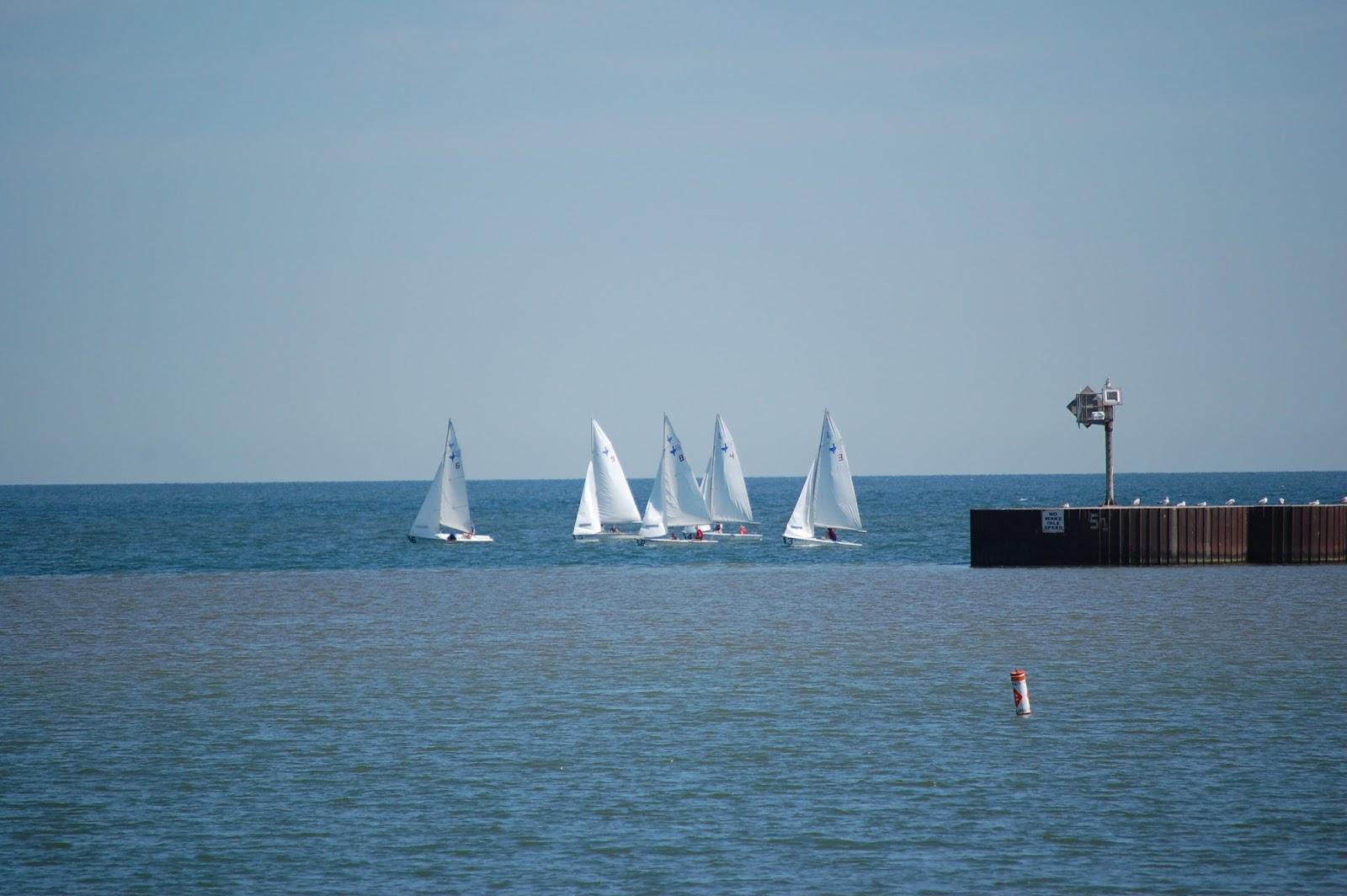 Ohio erie county vermilion - Sailing Along Vermilion Ohio S Shoreline