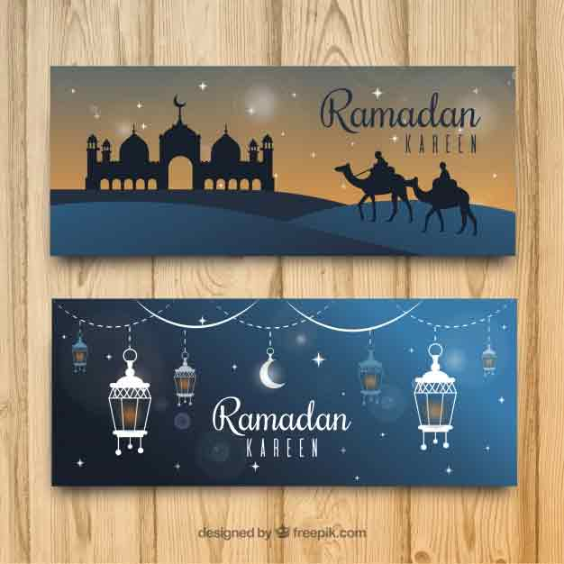 *Download Spanduk & Banner Marhaban Ya Ramadhan 2020 Gratis
