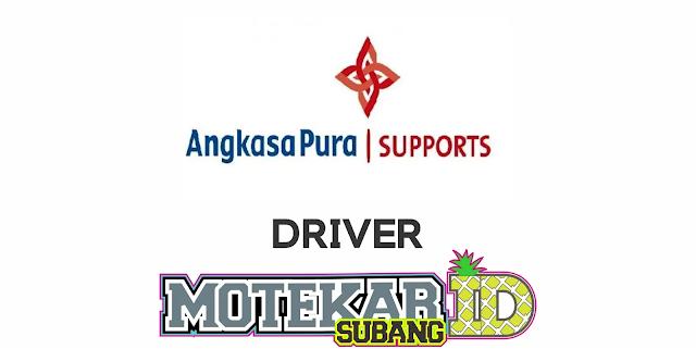 Lowongan Kerja Angkasa Pura Supports (APS) Jakarta Juni 2020