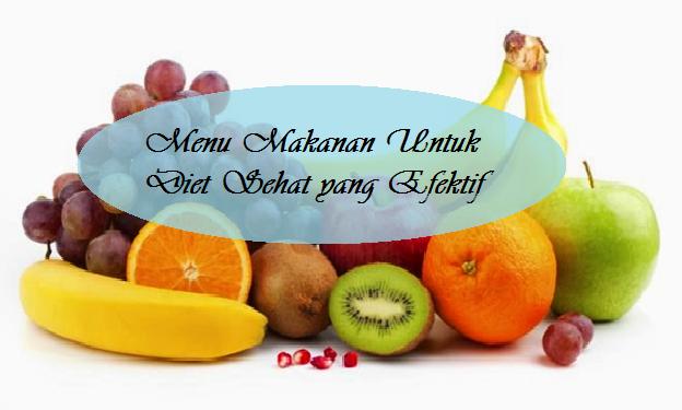 4 Jenis Makanan untuk menu diet sehat alami