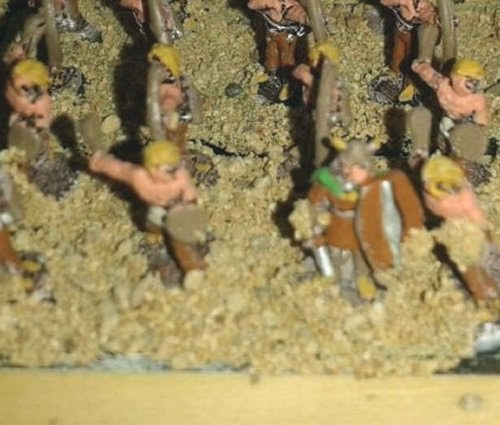 1000 point Gallic Warmaster ancients army picture 3