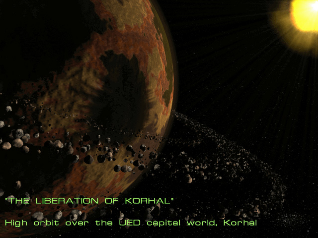 Mission 4: The Liberation of Korhal.