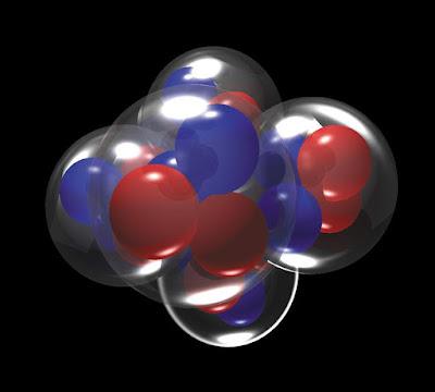 Els protons són més lleugers del que crèiem
