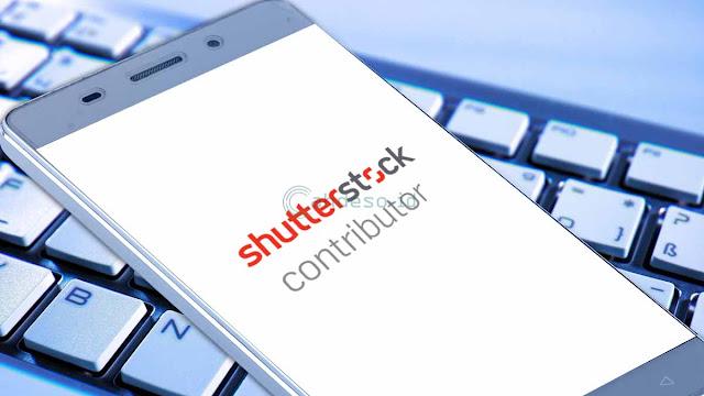 Cara Daftar Kontributor Shutterstock