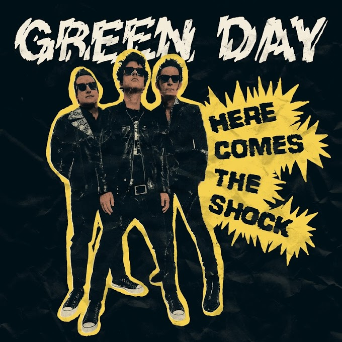 "Green Day release video for new song ""Here Comes The Shock"""