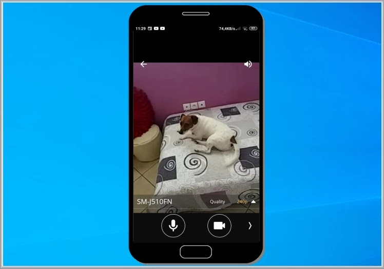 Home Security Camera - Alfred : Μετατρέψτε το κινητό σας σε κάμερα ασφαλείας