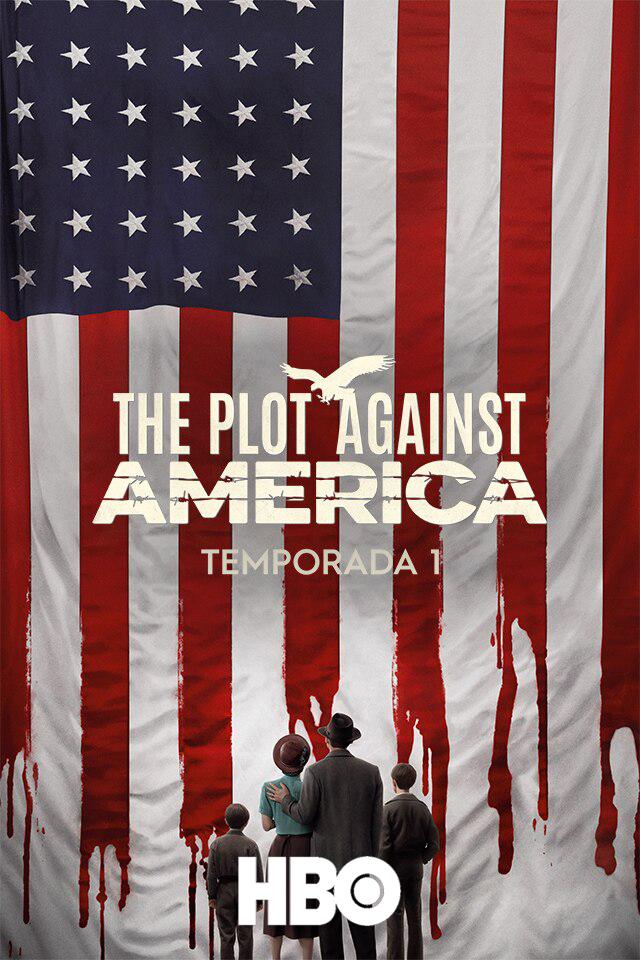 The Plot Against America (2020) Temporada 1 AMZN WEB-DL 1080p Latino
