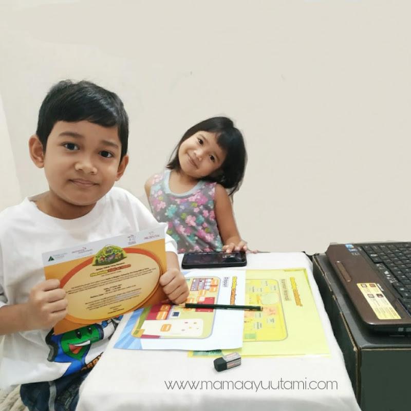 Cha-Ching Kid$ at Home, Cara Seru Mengenal Kelola Keuangan Untuk Anak