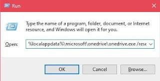 YOUR ONEDRIVE HAS NOT BEEN SETUP