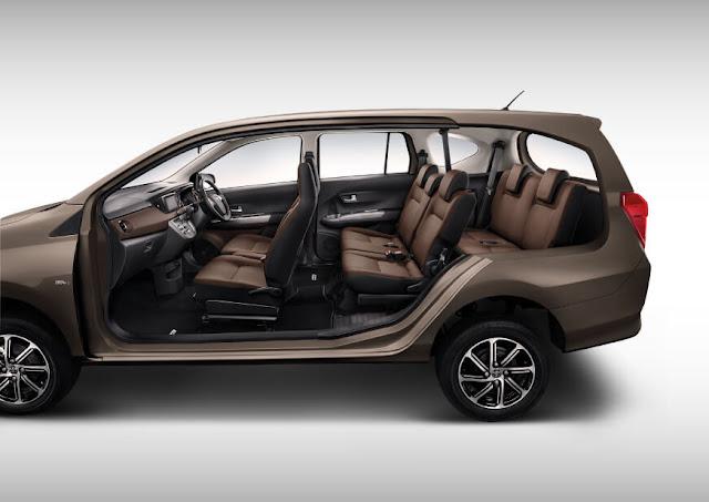 Fitur Toyota New Calya 2019
