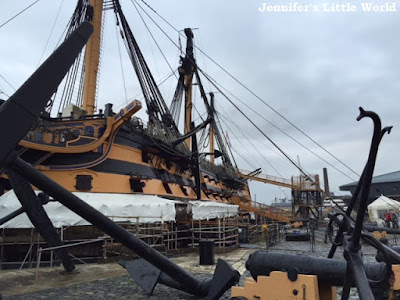 Portsmouth Historic Dockyard visit