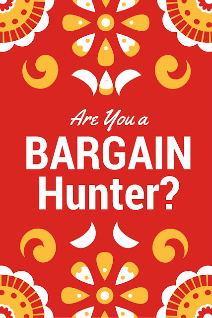 Are You A Bargain Hunter?
