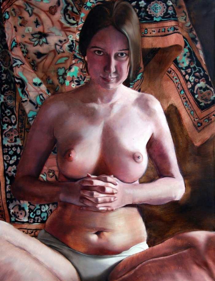 Словацкий художник. Eva Fajcikova