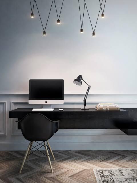 Minimalist Ofis Tasarımları