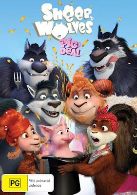 Sheep And Wolves Pig Deal 2019 DVDHD Dual Latino + Sub
