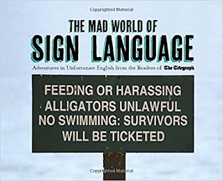The Mad World of Sign Language The Telegraph