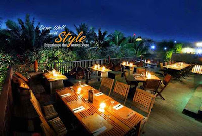 Atmosphere Resort Cafe Bandung