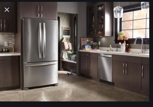 Best Refrigerators Whirlpool WRF535SMHZ