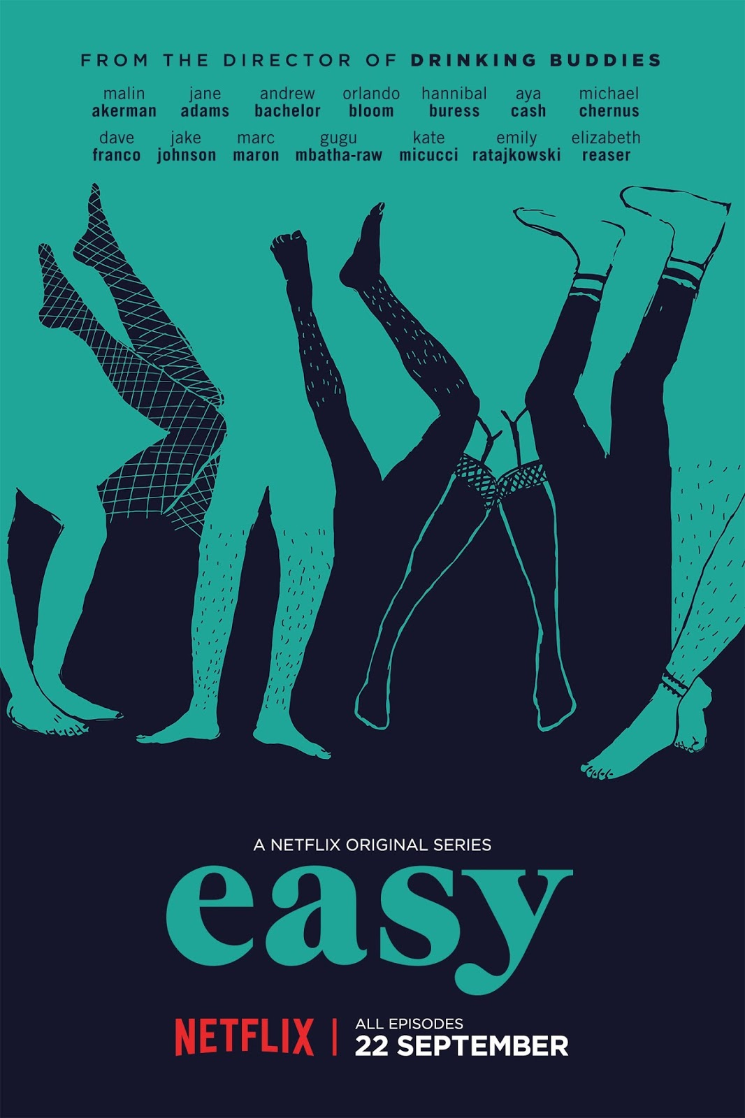 Easy (2016- ) ταινιες online seires oipeirates greek subs