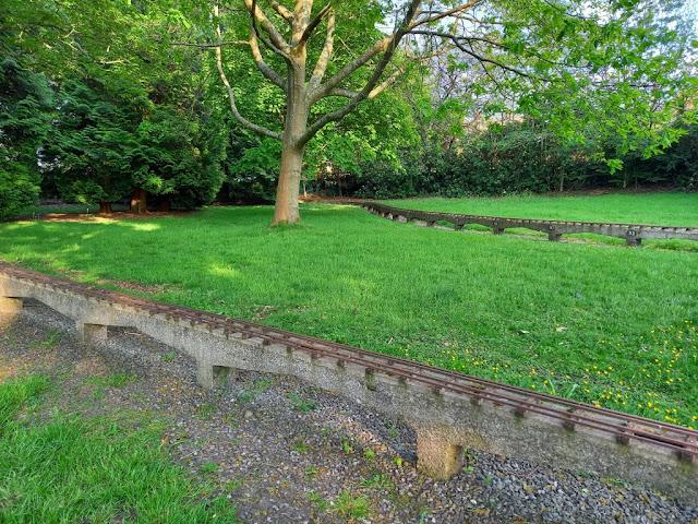 Springfield Park Model Railway in Rochdale