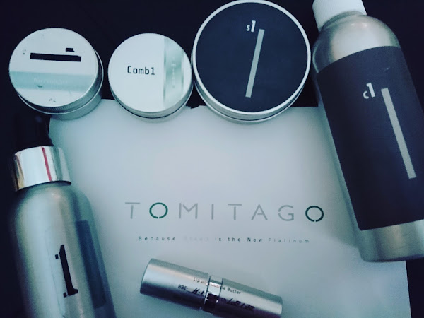 Tomitago Balm for Men