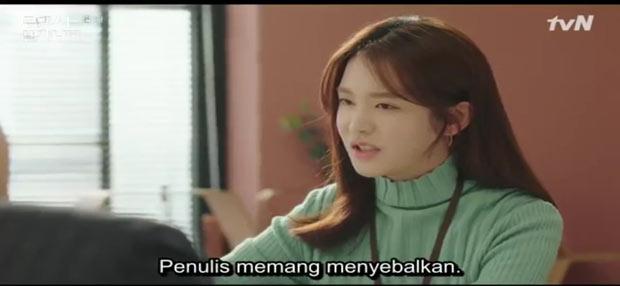 tokoh song hae ri dalam drama korea romance