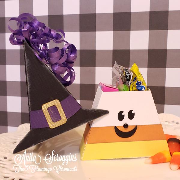 Candy Corn Box