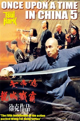 Once Upon A Time In China V (1994) Chinese 720p   480p DVDRip ESub x264 700Mb   300Mb