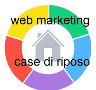 web marketing case di riposo Rsa