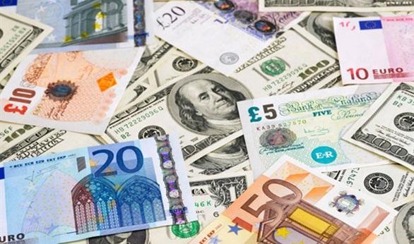 اسعار العملات الأجنبية والعربية