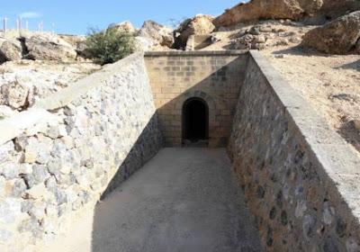 Entrada al Castillo de Araya