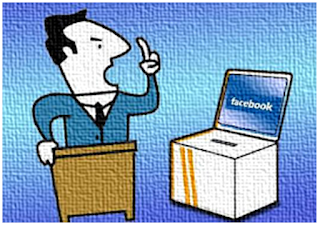 Politik Facebook