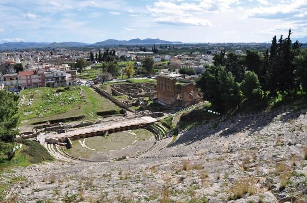 Μαθητές ξεναγούν μαθητές στα Αρχαία Θέατρα της Αργολίδας
