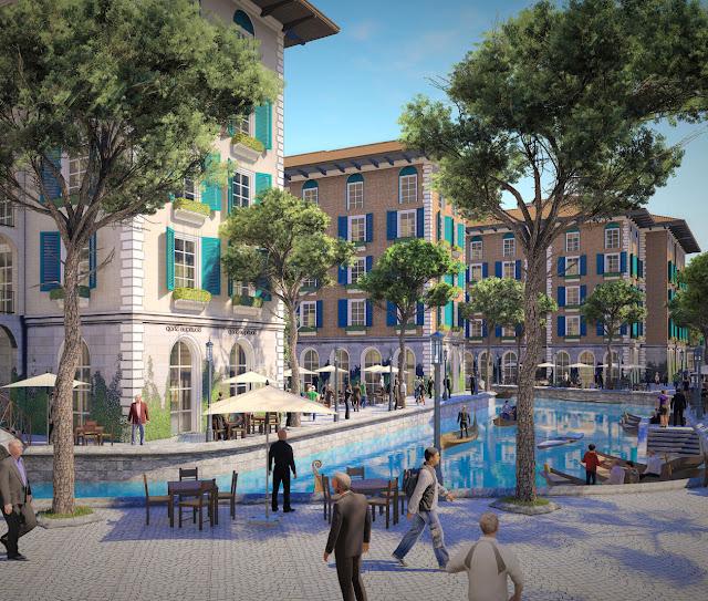 Mở bán Siêu dự án Sunshine Diamond Bay Nha Trang - biệt thự shophouse officetel