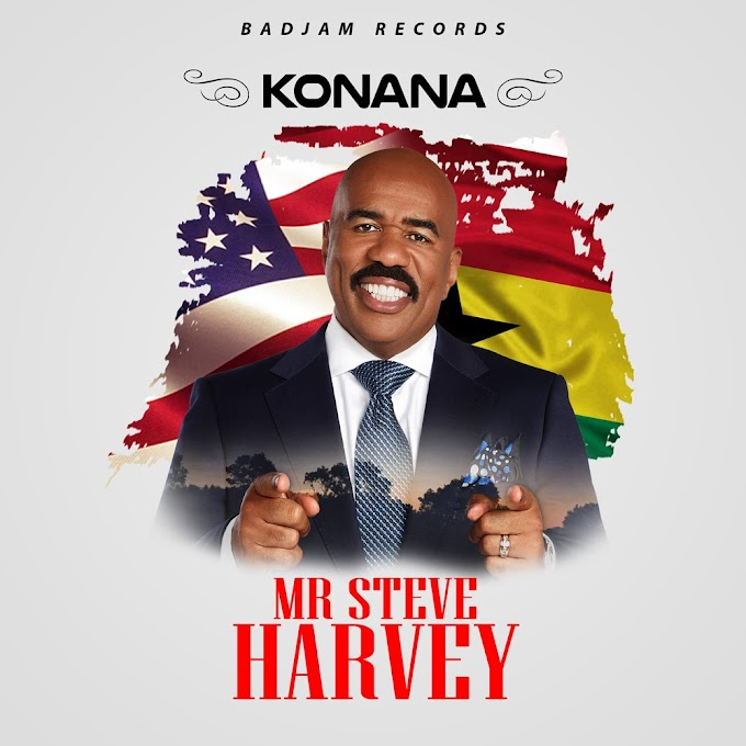 Download Mp3: Mr Steve Harvey Konana