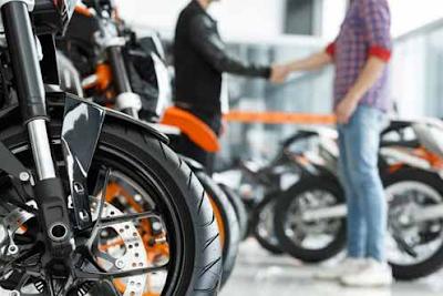 Tips Membeli Motor Secara Kredit yang Aman